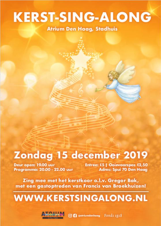 Kerst-Sing-ALong 2019